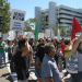 Thumbnail image for 'I walked the line at the UCSD strike.'