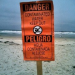 Thumbnail image for Dog Beach contaminated by Linda Vista sewage spill : The signs are up