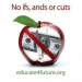 Thumbnail image for No More Cuts! Make Your Voice Heard – Rally for Education, Saturday, May 8th