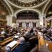 Thumbnail image for For 2nd Day Wisconsin Democratic Senators Prevent Anti-Union Vote
