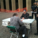Thumbnail image for Selective Enforcement? San Diego Occupier Arrested While Attempting to Register Voters at Civic Center Plaza