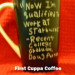 Thumbnail image for First Cuppa Coffee – Friday, February 17, 2012 : Scatological Sports Strategies Edition