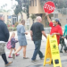 Thumbnail image for Parents Take Up Slack Around OB Elementary School Cross-Walk While Waiting on City