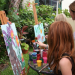 """Thumbnail image for """"Young at Art"""" in Ocean Beach Unleashes Kids' Creativity"""