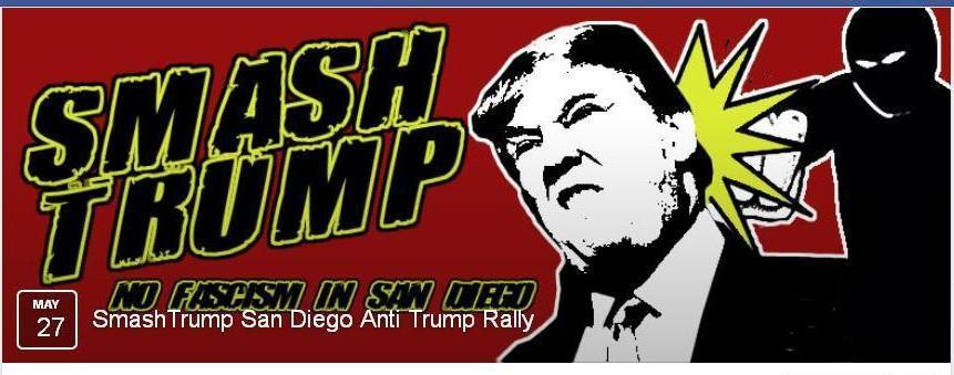 Trump SmashTrump fb -ed