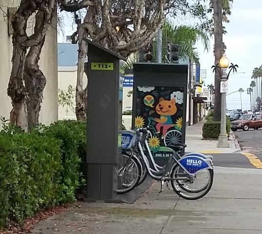 OB Decco Bike bank 3 ed