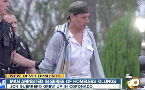 Accused Serial Killer of Homeless to Stand Trial - OB Rag
